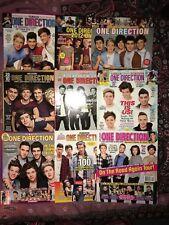 One Direction Life Story Magazines 2012-2015