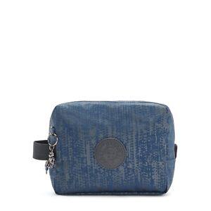 Kipling Toiletry Bag PARAC Large Travel Bag in BLUE ECLIPSE PR Fall 2020 RRP £44