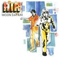 "AIR ""MOON SAFARI"" LP VINYL NEUWARE"