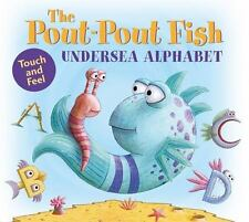 THE POUT-POUT FISH UNDERSEA ALPHABET - FARRAR STRAUS GIROUX BOOKS FOR YOUNG READ