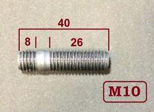 Hitzefest Stiftschraube M10 1 Stück Krümmer Torx Stehbolzen M10x62 M10x54