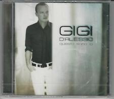 CD  GIGI D'ALESSIO: QUESTO SONO IO     NUOVO SIGILLATO