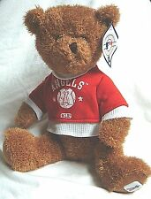 """2008 Official MLB ANGELS BASEBALL TEDDY BEAR by """"Good Stuff"""" All Tags Attached"""