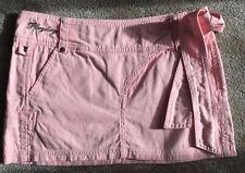 Playboy Rare Pink Mini Skirt Size 10
