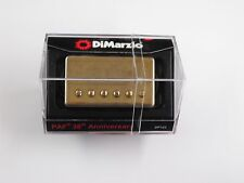 DiMarzio REGULAR SPACED PAF 36th Anniversary Neck W/Aged Gold Cover DP 103