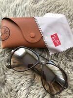 Ray Ban Cats 5000 Sonnenbrille mit Etui Designer Top Angebot UNISEX
