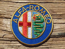 A109 ECUSSON PATCH THERMOCOLLANT aufnaher toppa ALFA ROMEO automobile voiture