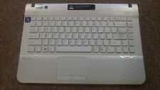 sony vaio pcg-61611l keyboard and mousepad full assembly