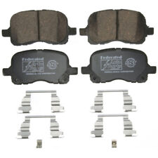 Disc Brake Pad Set Front Federated D741C