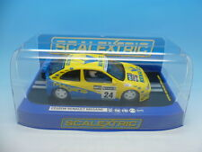 Scalextric C2102W renault megane rallye, de set C1018 No24