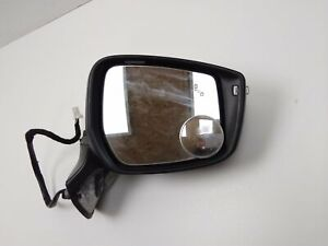 NISSAN NOTE 2014 RIGHT SIDE WING MIRROR 12 PIN RHD 212837702 / 12161036