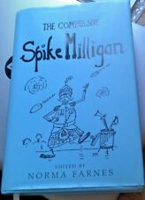 THE COMPULSIVE SPIKE MILLIGAN EDITED BY NORMA FARNES HARDBACK