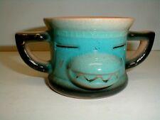Clay Shop Phoenix, Arizona Native American Figural Kachina Sugar Bowl
