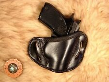 EL PASO SADDLERY CO. #88 LINED LEATHER HOLSTER FOR BERETTA 21A PISTOL