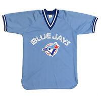 Vintage 80's Toronto Blue Jays MLB Jersey Size Medium