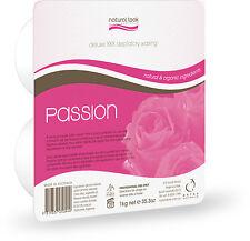 3 x ATV Natural Look Passion Wax 1KG Hard Wax (HOT)