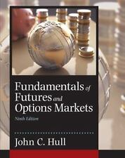 Fundamentals of Futures and Options Markets by John C. Hull (2016, Hardcover)