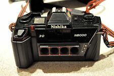 Nishika N8000 35mm Point & Shoot Film Camera 3D