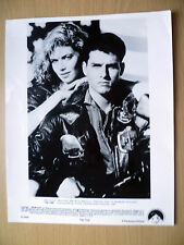 Lobby Cards- Paramount Star TOM CRUISE & KELLY McGILLIS in TOP GUN
