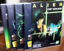 Serie completa 'Alien – La Saga (Edizione Speciale)', Ed. Panorama, 2004