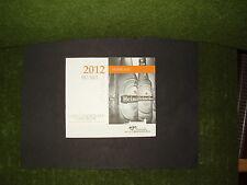 Países Bajos 2012, oficial monedas de curso conjunto (kms) 2012,neu, embalaje original!