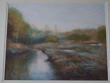 Impresión limitada firmada en venta artista grande 2 de 30 bounstead Brook en Essex