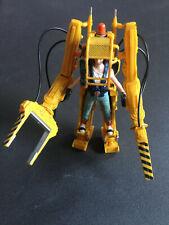 Alien Power Loader Figur mit Ellen Ripley Figur in Reebok Stomper Schuhen 1:24