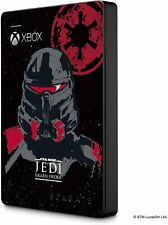 Seagate Game Drive XBOX One 2TB External Portable Star Wars HDD