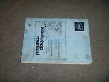 Volvo Penta TMD100A TMD120A Marine Diesel Engine Workshop Service Repair Manual