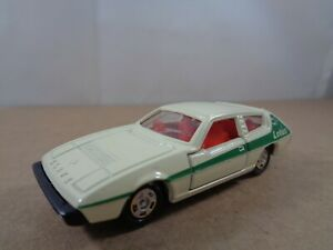 Tomy Tomica no.F47 Lotus Elite In White/Green , 1:63 Scale Diecast Model