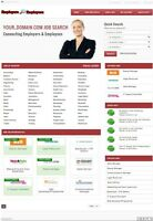 JOBS SEARCH WEBSITE BUSINESS & DOMAIN FOR SALE! RESPONSIVE, MOBILE FRIENDLY SITE