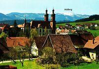 St. Peter im Schwarzwald mit Feldberg , Ansichtskarte