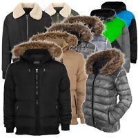Urban Classics Premium Winter Jacke Parka Damen & Herren Modelle Winterjacke