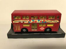 "MATCHBOX KING BUS ""SWINGIN LONDON CARNABY STREET""  k"