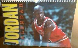 Michael Jordan Chicago Bulls UK Import 1998 Calendar