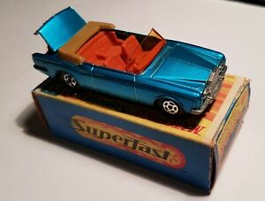 Matchbox Superfast - Rolls Royce Silver Shadow No 96