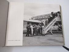 Grand Album Cartonné AUSTRALIAN CITIZENSHIP CONVENTION 1955, CANBERRA