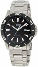 Caravelle by Bulova Men's Stainless Steel Watch 45B118