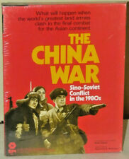 The China War Sino-Soviet Conflict in the 1980s (1979) War Board Game SPI b9