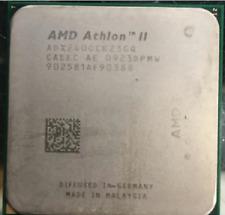 AMD Athlon II X2 240 - 2,8 GHz Dual-Core (ADX240OCK23GQ) Prozessor