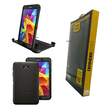 OtterBox for Samsung Galaxy Tab 4 8.0 Defender Series Case Black (77-43082)