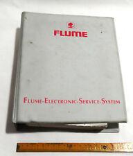 Flume Electronic Service System, verbesserter erweiterer Nachdruck 1991