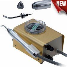 Dental Sandblasting Scaler Polishing Unit Machine W/h Air Prophy Polisher Tip 4H