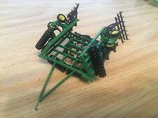 1/64 Scratch Built John Deere Soil Finisher 30 Ft Custom Farm Toy