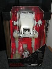 Star Wars Black Series Imperial AT-ST Walker with AT-ST Driver, NIB