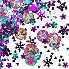 Disney FROZEN Table Confetti TRIPLE PACK Party Decorating Ideas Decorations