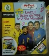 The WIGGLES Learn, Dance & Sing Leap Frog Preschool My First LeapPad FREE SHIP!