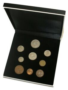 1953 Complete British Coin Birthday Year Set in a Quality Presentation Case