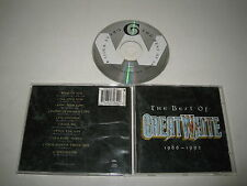 GREAT WHITE/THE BEST OF GREAT WHITE 1986-1992(CAPITOL/7243 8 27185 2 9)CD ALBUM