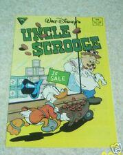 Walt Disney's Uncle Scrooge 236, NM- (9.2) 1989, Boat Buster!